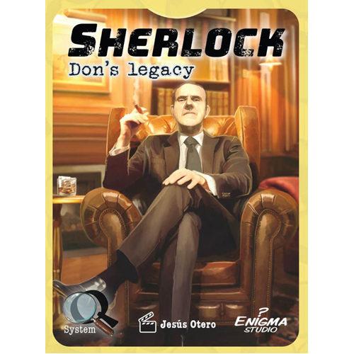 Sherlock: Don's Legacy
