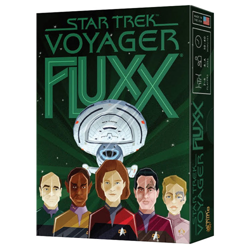 Star Trek Voyager Fluxx