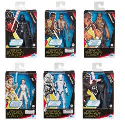 Star Wars Episode 9 Galaxy of Adventure Figure Assortment (One Supplied)