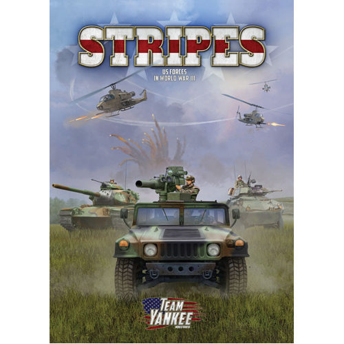 Stripes: US Forces in World War III (Book)