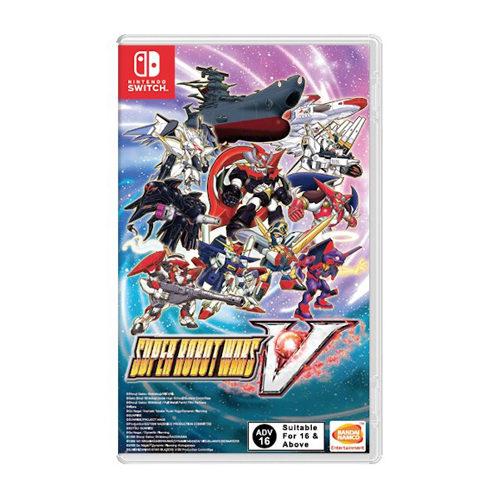 Super Robot Wars V - Nintendo Switch