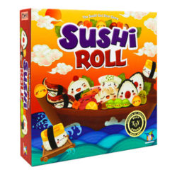 Sushi Roll Game