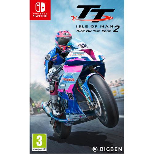 TT Isle of Man: Ride on the Edge - Nintendo Switch