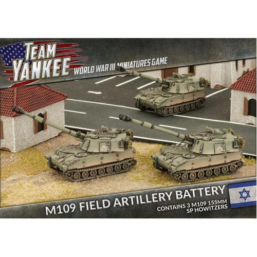 Team Yankee: M109 SP Artillery Battery
