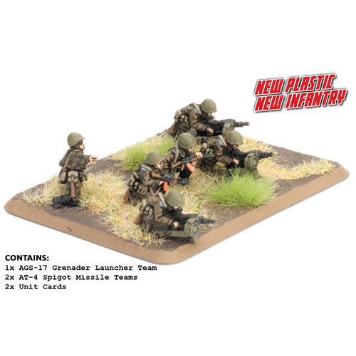 Team Yankee: Motor Rifle Heavy Weapons