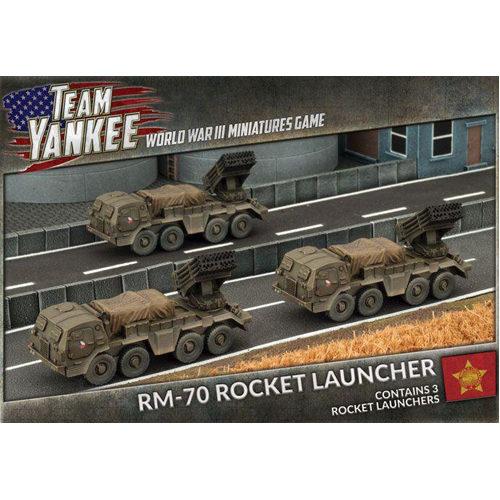 Team Yankee: RM70 Rocket Launcher Battery