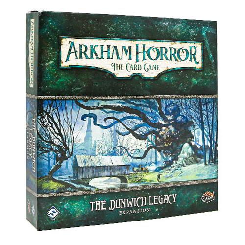 The Dunwich Legacy: Arkham Horror LCG