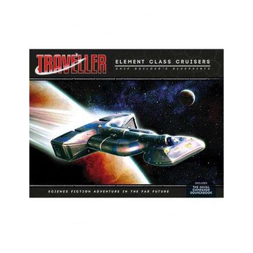 Traveller: Elemental Class Cruisers: Shipbuilders Blueprints