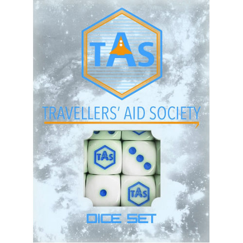 Travellers' Aid Society Dice Set