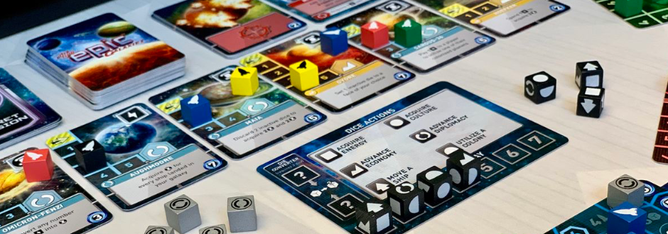 Ultra Tiny Epic Galaxies Review