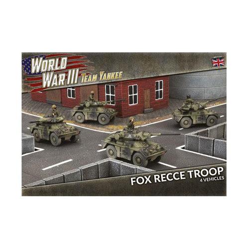 World War III: Team Yankee Fox Recce Troop