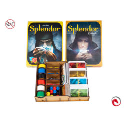 e-Raptor Insert: Splendor + Expansion
