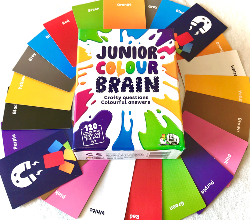 junior colourbrain cards