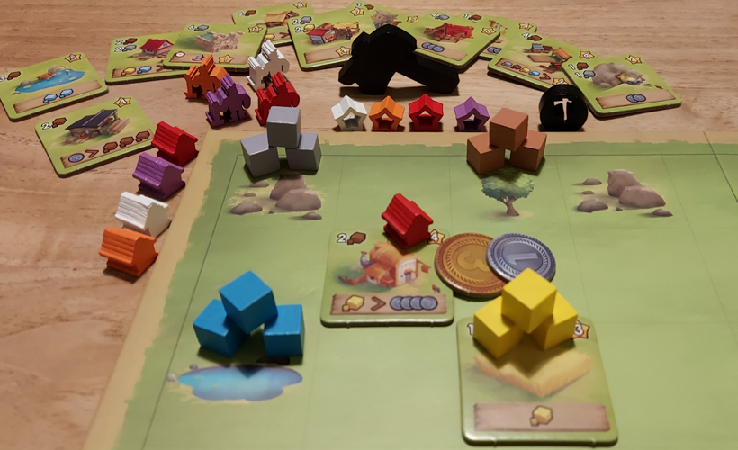 little town components