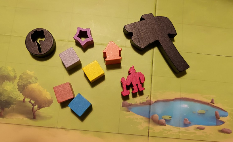 little town review components