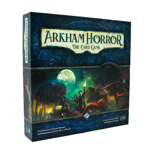 *A Grade* Arkham Horror: The Card Game