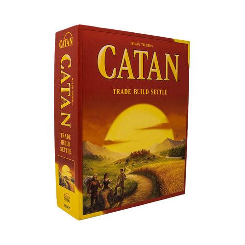 *A Grade* Catan (2015 Refresh)