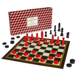 *A Grade* Chess & Checkers Set