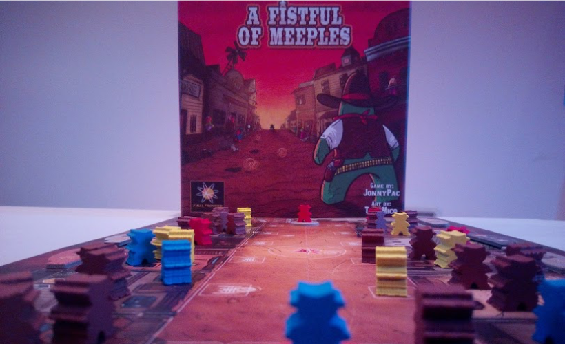 A fistful of meeples Body 4