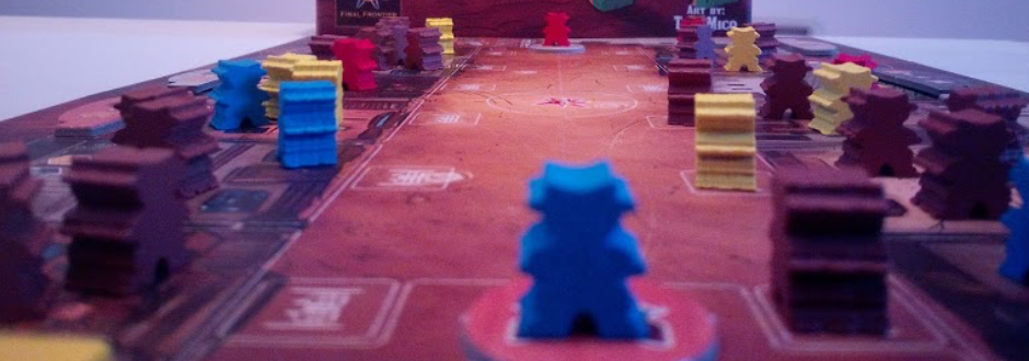 A fistful of meeples feature