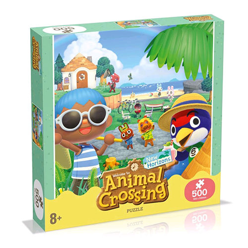 Animal Crossing Jigsaw Puzzle (500 pieces)