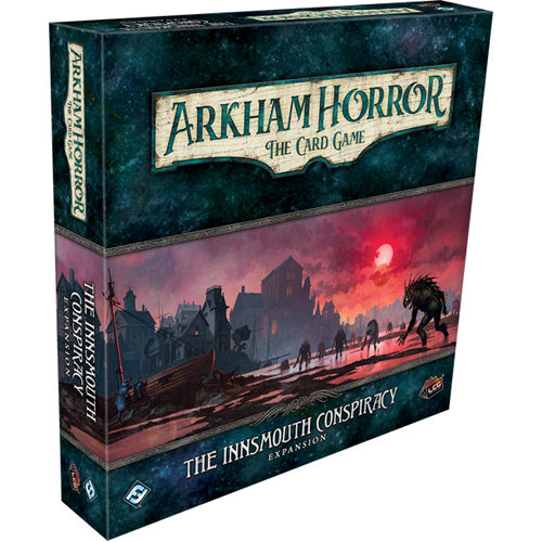 Arkham Horror LCG: The Innsmouth Conspiracy Deluxe Expansion