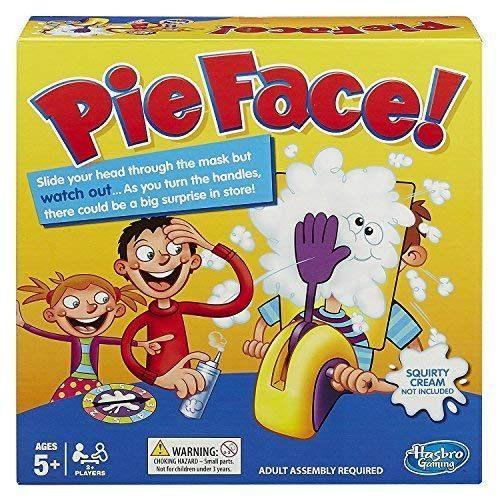 *B Grade* Pie Face