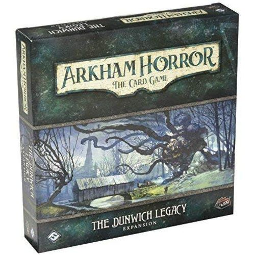 *B Grade* The Dunwich Legacy: Arkham Horror LCG