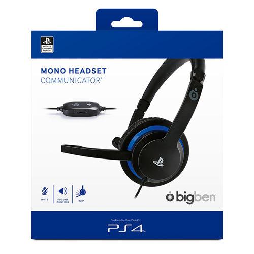 Big Ben Mono Headset Communicator