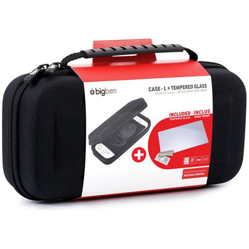 Big Ben Protection Kit for Nintendo Switch