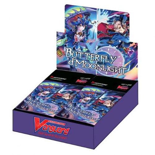 Cardfight Vanguard Butterfly d Moonlight Booster Box