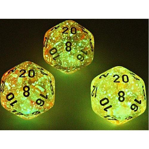 Chessex Lab Dice Wave 4: Nebula Supernova Polyhedral 7 Set