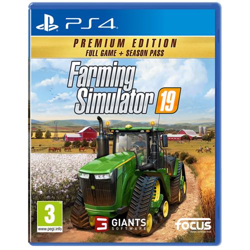 Farming Simulator 19: Premium Edition - Xbox One