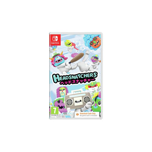 Headsnatchers - (download code only) - Nintendo Switch