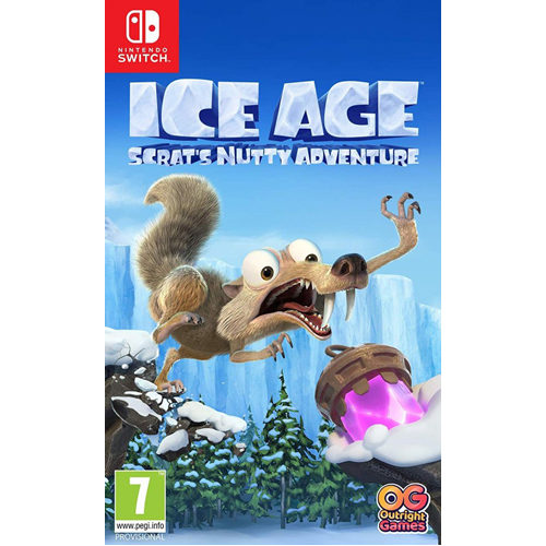 Ice Age: Scrat's Nutty Adventure - Switch