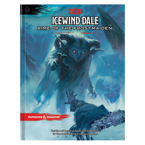 Icewind Dale: Rime of the Frostmaiden HC: Dungeons & Dragons (DDN)