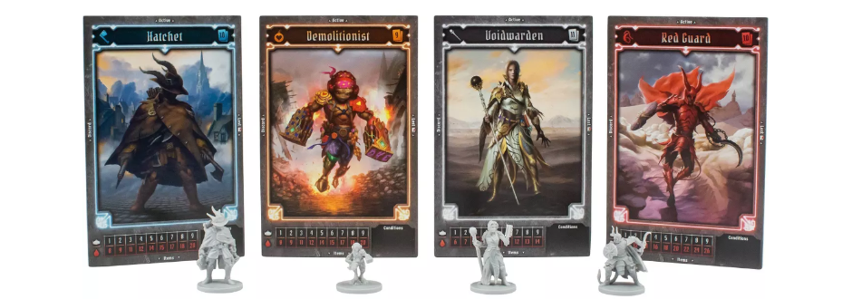 Gloomhaven: Jaws of the Lion Preview