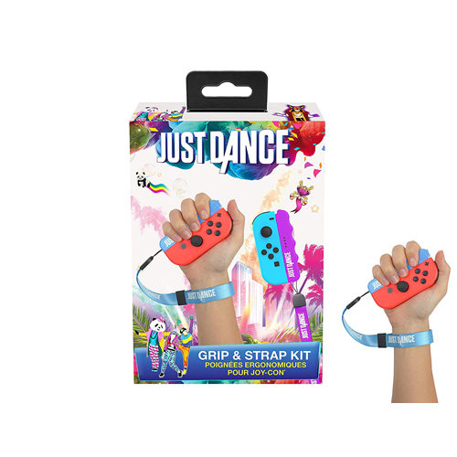 Just Dance Grip and Strap Kit