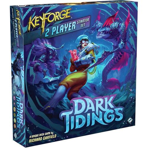 KeyForge: Dark Tidings 2 Player Starter Set