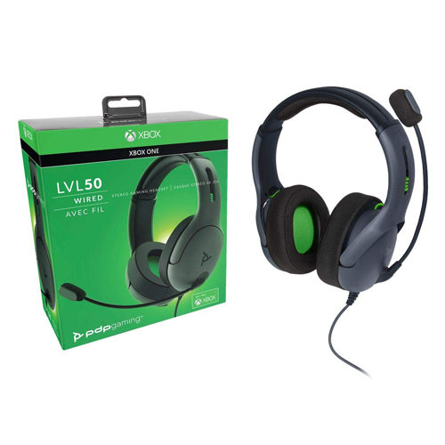 LVL 50 Wired Stereo Gaming Headset - Xbox One