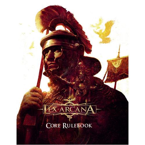 Lex Arcana Core Rulebook