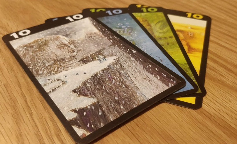 Lost Cities Card Game Body 1