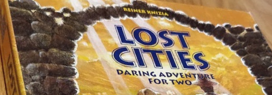 Lost Cities Card Game Feature