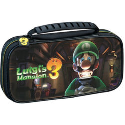 Luigi's Mansion 3 Deluxe Travel Case for Nintendo Switch Lite