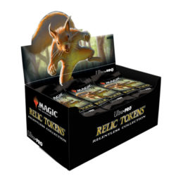 MTG Relic Tokens Relentless Collection Booster Box