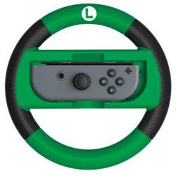 Mario Kart 8 Deluxe Luigi Racing Wheel