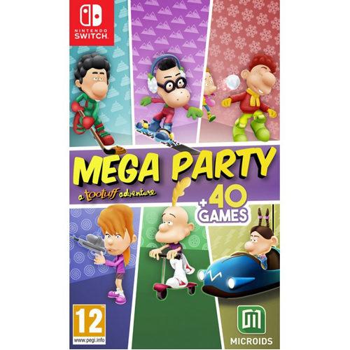 Mega Pary: A Toottuff Adventure - Nintendo Switch