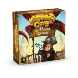 Merchants Cove: The Dragon Rancher Expansion - Kickstarter Edition