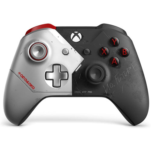 Microsoft Official Xbox One S Wireless Controller - Cyberpunk 2077