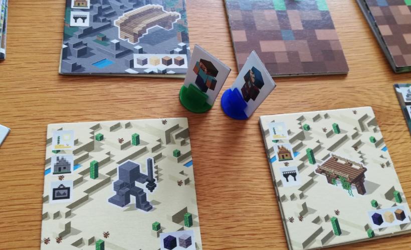 Minecraft Biomes Body 3